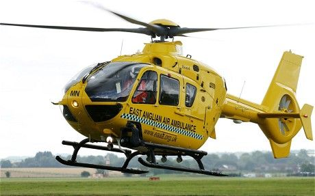 Duke of Cambridge to become air ambulance pilot from next year - Spring 2015 after training