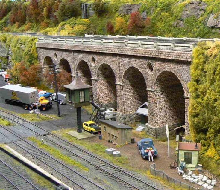 Railroad Line Forums: 463 Best Model Railroads Images On Pinterest