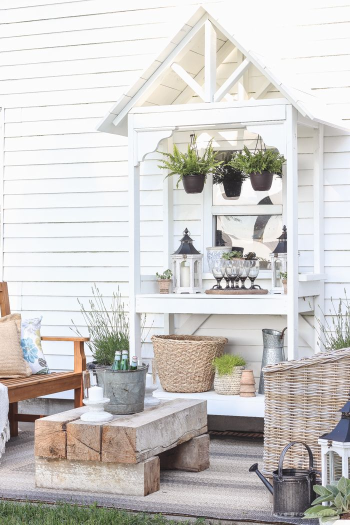 Celebrate Summer Home Tour. Porch IdeasPatio ...