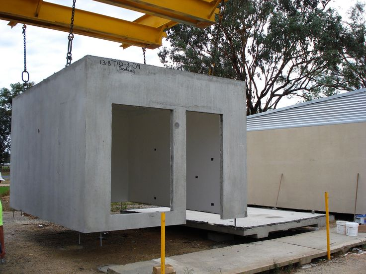 Best 25 precast concrete ideas on pinterest - Precast concrete houses ...