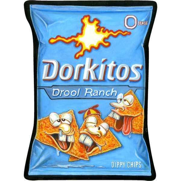 Doritos Stickers: 923 Best Images About WACKY PACKAGES On Pinterest