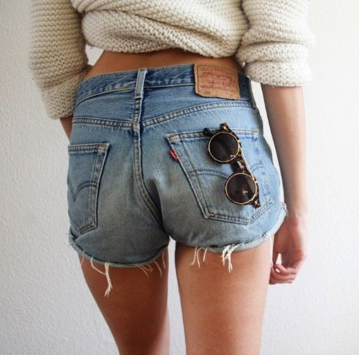 35 Shots That Prove Levi's Jeans Make Your Butt Look Amazing | Le Fashion | Bloglovin'