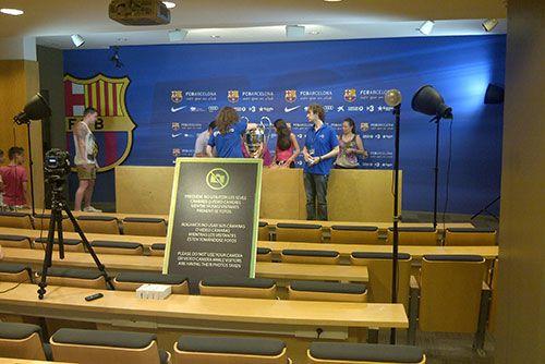FC Barcelona Camp Nou Experience