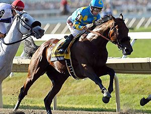 Why the Travers should be the next stop for American Pharoah- Bill Finley-ESPN horse racing