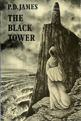 The Black Tower by P.D. James was the first book I read by James and I was hooked! I love all her books, such an amazing writer.