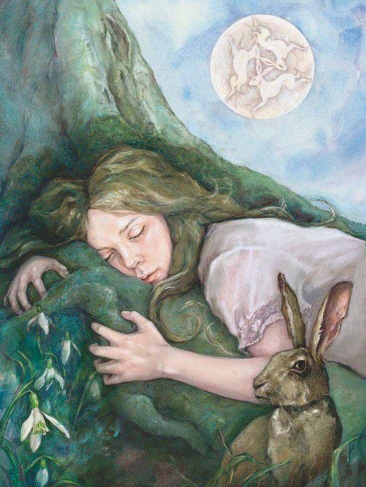 Julia Helen Jeffrey | March Moon