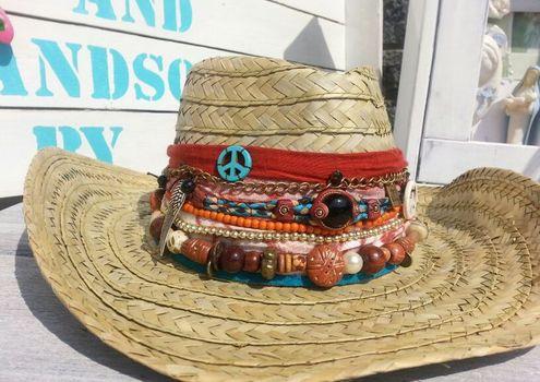Ibiza hoed maken   Honck