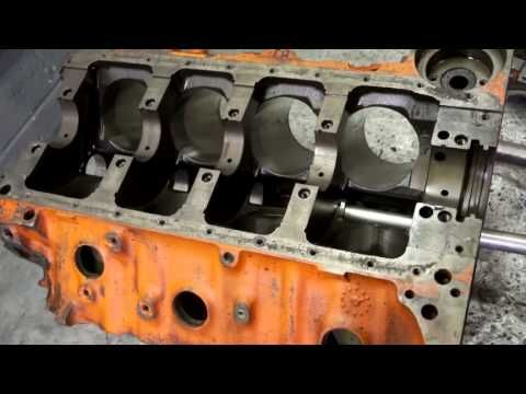 """Watch episode 28 of The Build as Rob, an engine expert at Smyth Automotive explains what needs to be done in order to thoroughly inspect this 1965 Chevy Malibu SS Big Block engine. Also, if you haven't yet, be sure to """"Like"""" The Build on Facebook: http://www.facebook.com/AmericanModer... @American Modern Insurance Group"""