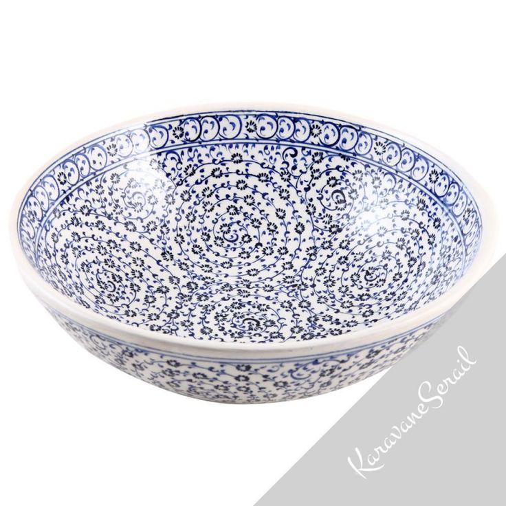L'art de la céramique ottomane remonte au XVe siècle. Cette tradition est…