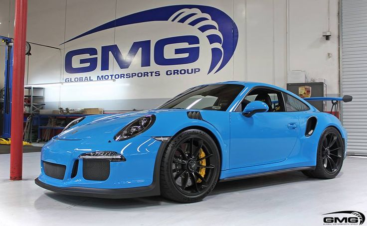 Paint To Sample Mexico Blue Porsche 911 GT3 RS Gets Racing Exhaust For Full Awe - autoevolution
