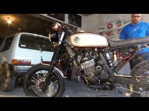 #XR250 By Spiros Litsas #custom #honda  http://spiroslitsas.blogspot.gr/