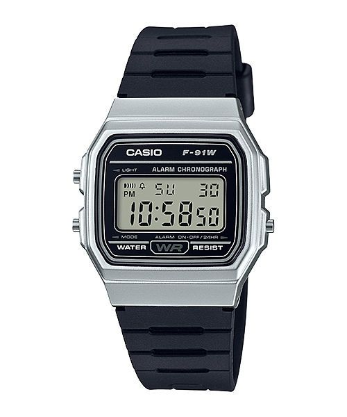 CASIO F 91WM 7AEFF 7AORIGINALRETRO