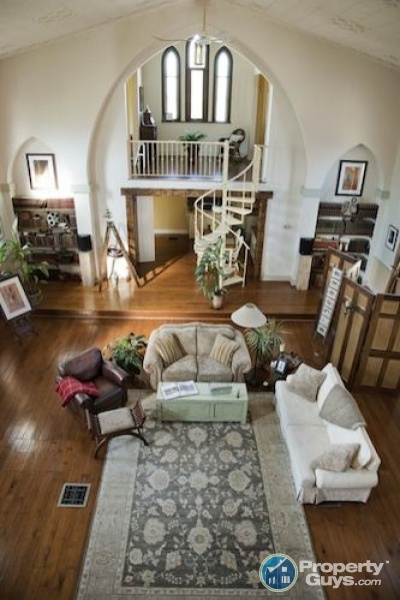 44 best Repurposed Churches images on Pinterest | Church conversions ...
