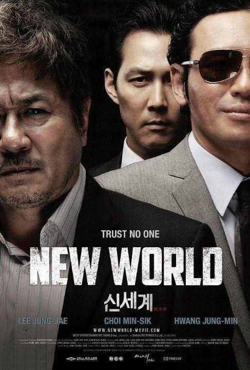 Download K-Movie New World (2013) Subtitle Indonesia