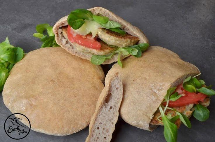 Kalóriaszegény, gluténmentes, zsírszegény pita (gluténmentes, tejmentes…