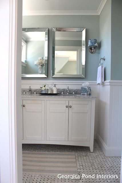 Top 25 Best Small Double Vanity Ideas On Pinterest Cape