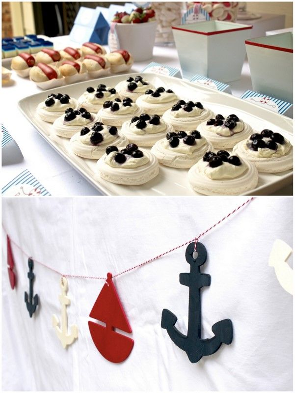 400 best images about nautical party on pinterest navy for Home alone theme decorations
