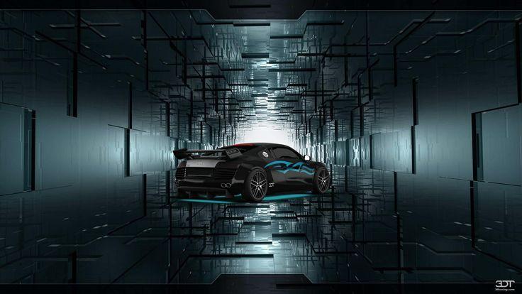 Checkout my tuning #Audi #R8 2007 at 3DTuning #3dtuning #tuning