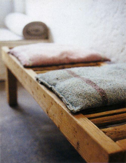 http://blog.ounodesign.com/2009/01/10/army-blanket-pillows-swords-into-ploughshares/