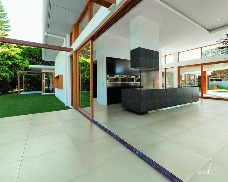 #Keraben #UpTown #tiles #cerámica #exterior #Terraza #Solucióndediseño #diseño #interiorismo #ideasdediseño