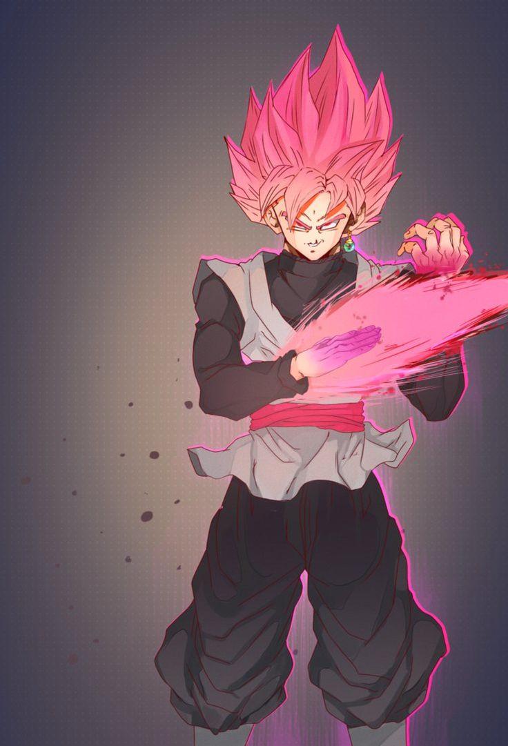 Goku Black by Shi-horitsu on DeviantArt
