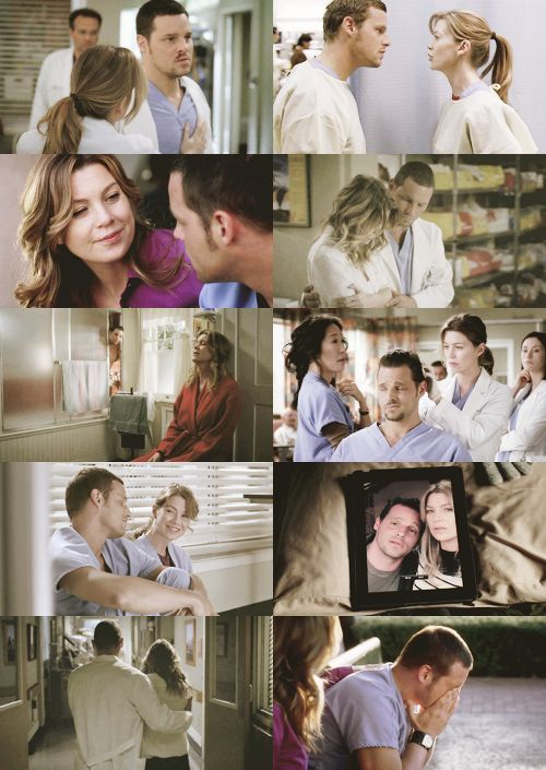 Alex and mer's friendship over the years