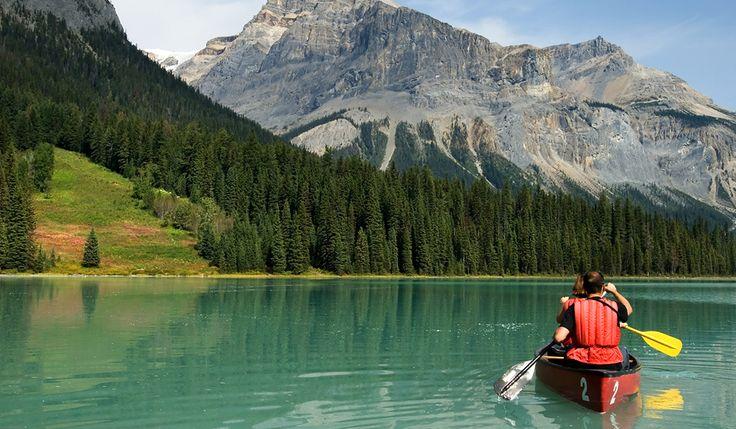 Que gusto me da que Canadá se ha convertido en uno de los destinos favoritos para los turistas mexicanos