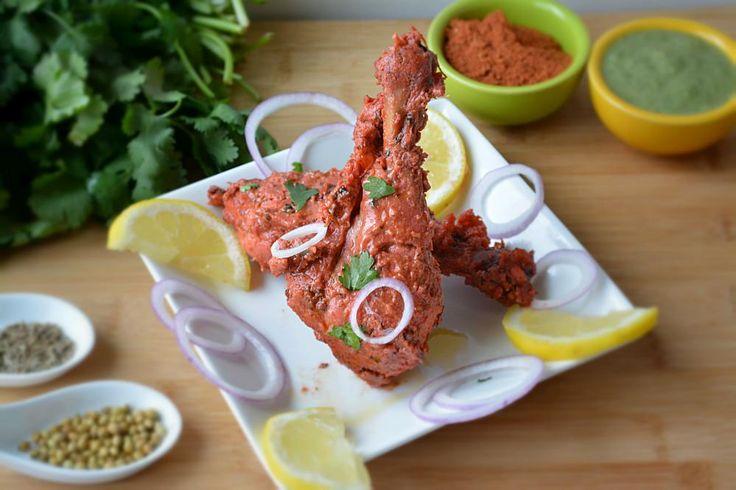 Tandoori chicken is a lip smacking Indian starter breakfast. Tandoori murghi is totally divine. Read how to make tandoori Murghi