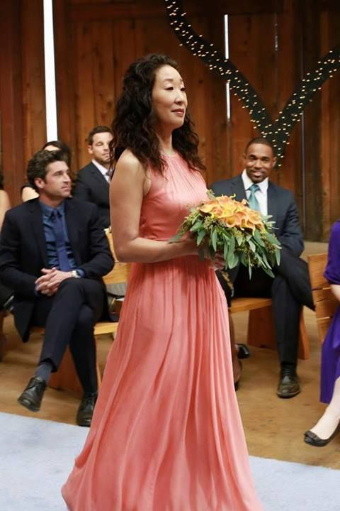 Kepners' wedding on Grey's Anatomy