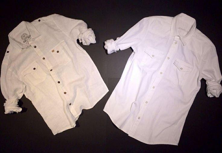 hiçbir zaman yeterince beyaz tişörtü olmadığını düşünenlere kocaman bir #iyigünler olsun.. ve hepimizin Beyaz Tişört/Gömlek Günü -White Shirt Day- kutlu, mutlu olsun :)  yepyeni bir beyaz tişört ya da gömlek için bugün Kasaba'ya uğransın! @cazadorcrew #WhiteShirtDay #BeyazTişörtGünü #BeyazGömlekGünü