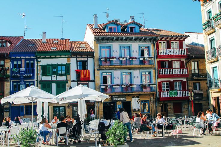 Photo Diary: Hondarribia - The Beautiful Seaside Town In The Basque Country - Hand Luggage Only - Travel, Food & Home Blog