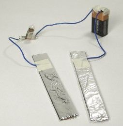 Build a Saltwater Circuit - Conductivity of Saltwater @ Home Science Tools