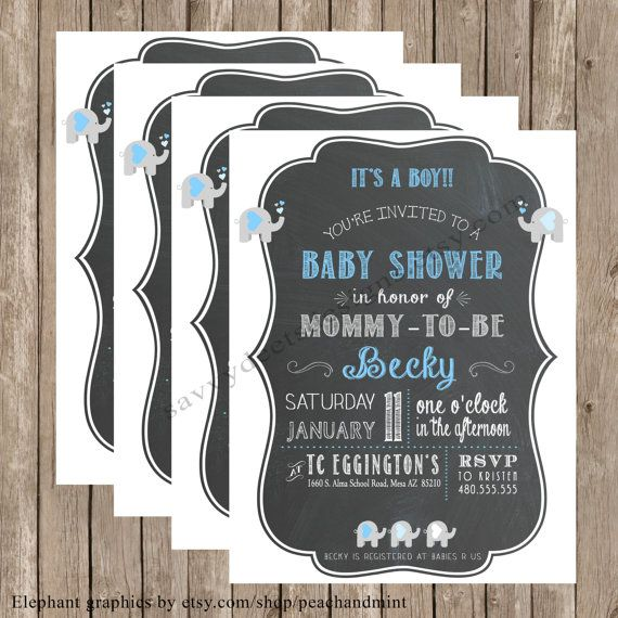 27 best images about chalkboard baby shower on pinterest,