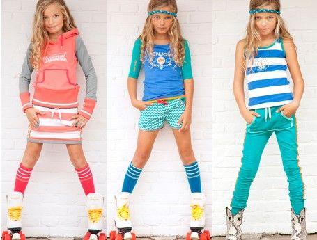 Ninni Vi kinderkleding | stoere kleding voor meisjes online | ZOOK.nl