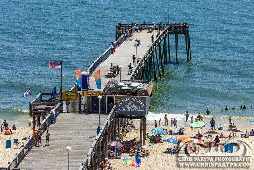 66 best rod 39 n reel images on pinterest fishing for Ocean city md fishing pier