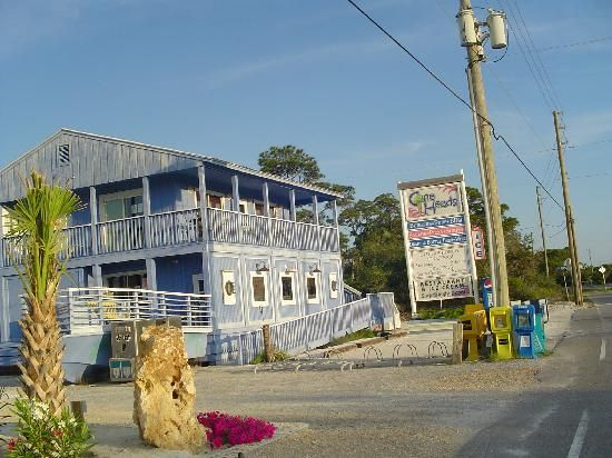 Coneheads Restaurant Cape San Blas Best Burgers Ever