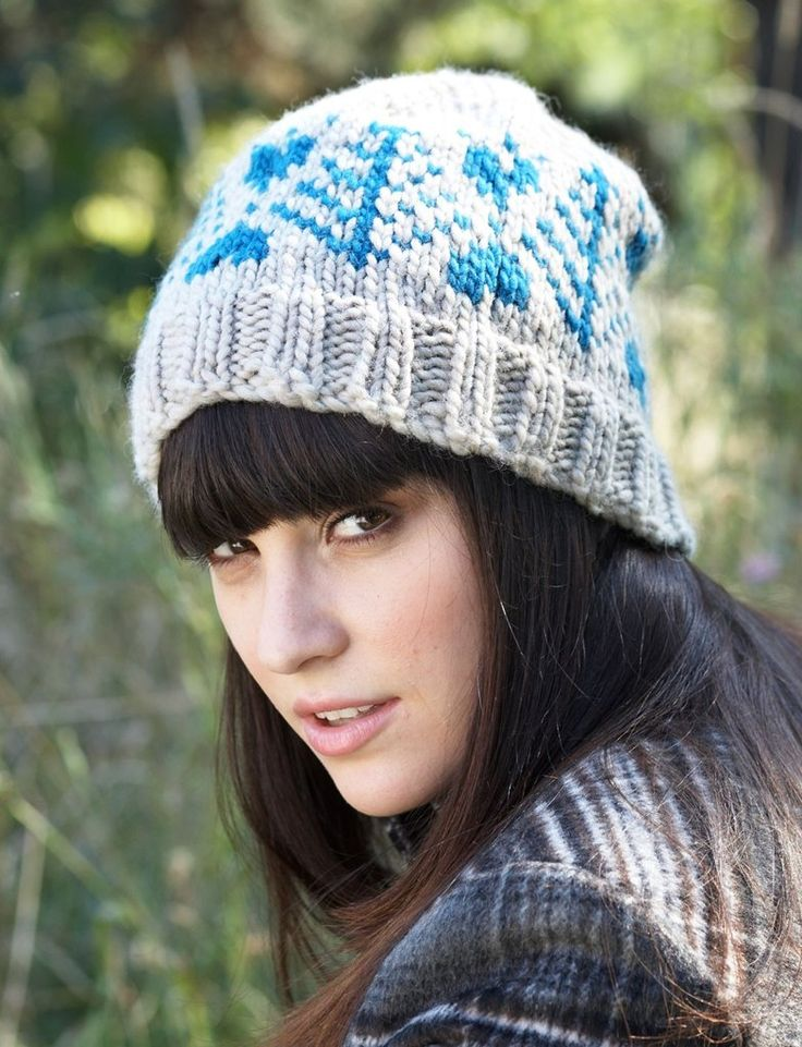 Blue Fir Hat in Patons Classic Wool Roving. Discover more Patterns by Patons at LoveKnitting. The world's largest range of knitting supplies - we stock patterns, yarn, needles and books from all of your favorite brands.