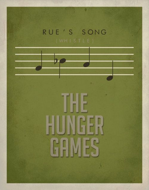 Rue's Song/Whistle