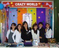 Muestra Empresarial Grado 6... Empresa Crazy World
