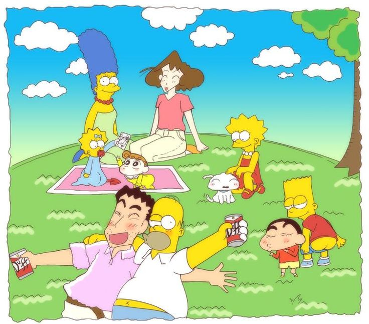 crayon shin chan the simpsons http://4nabs.com/galleries/0-10/Bart_Simpson/