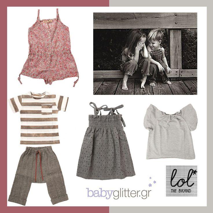 Το babyglitter.gr στηρίζει νέους Έλληνες σχεδιαστές. Η νέα Ελληνική μάρκα LOL THE BRAND μας εντυπωσιάζει, εσάς;! http://babyglitter.gr/brands/lol-brand/