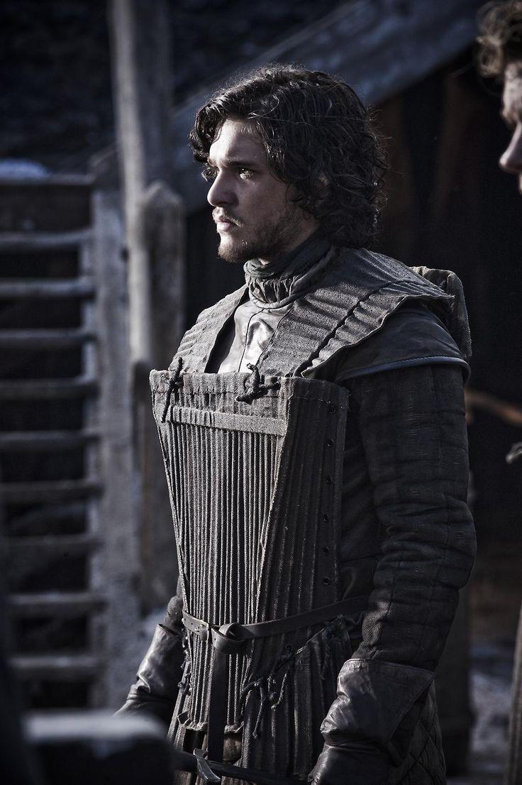 Kit Harington - Saison 1 - Game of Thrones - © Warner Home Vidéo