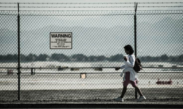 Warning! by Dave Trombley on 500px