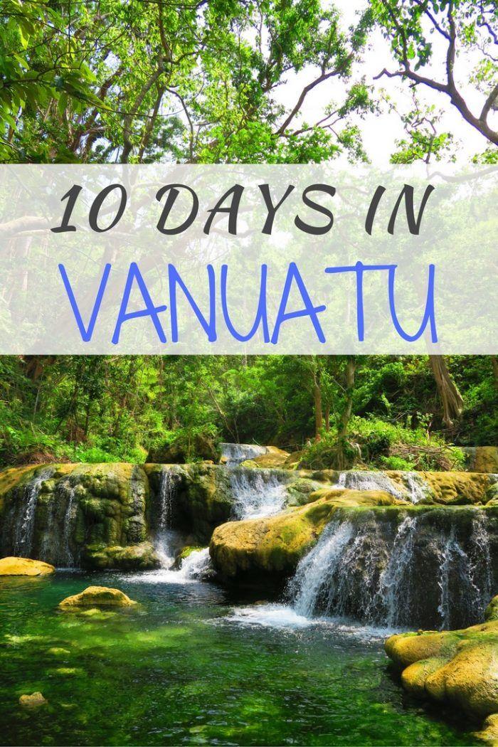 10 Days In Vanuatu - Pinnable Image 1