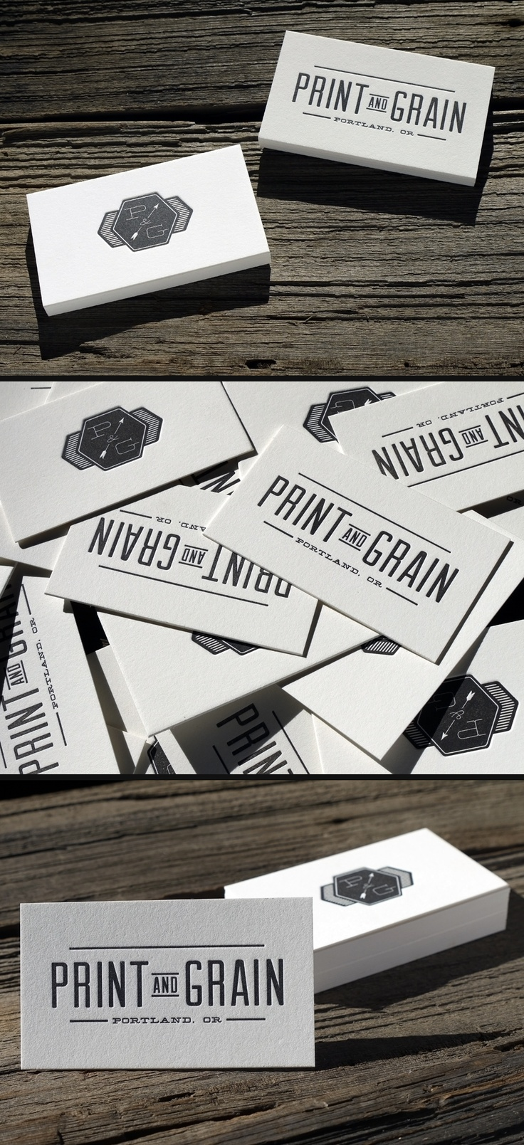 27 best business cards images on pinterest embossed business cards designersof new letterpress business cards for printgrain reheart Gallery