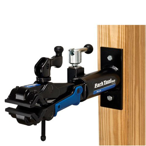 Park Tool Prs 4 W 2 Wall Mounted Bike Repair Stand Highly
