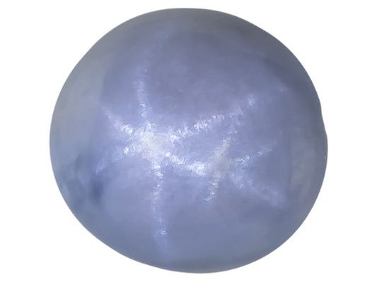 Unheated Sri Lankan Blue Star Sapphire Min .25ct Mm Varies Oval Caboch