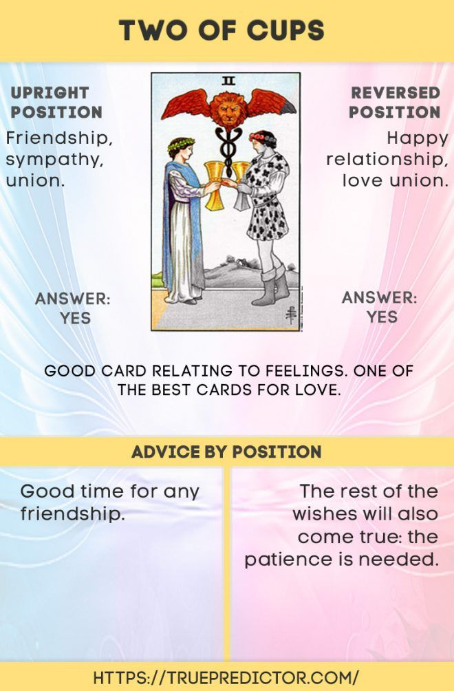 two of cups meaning for future love and money  tarot
