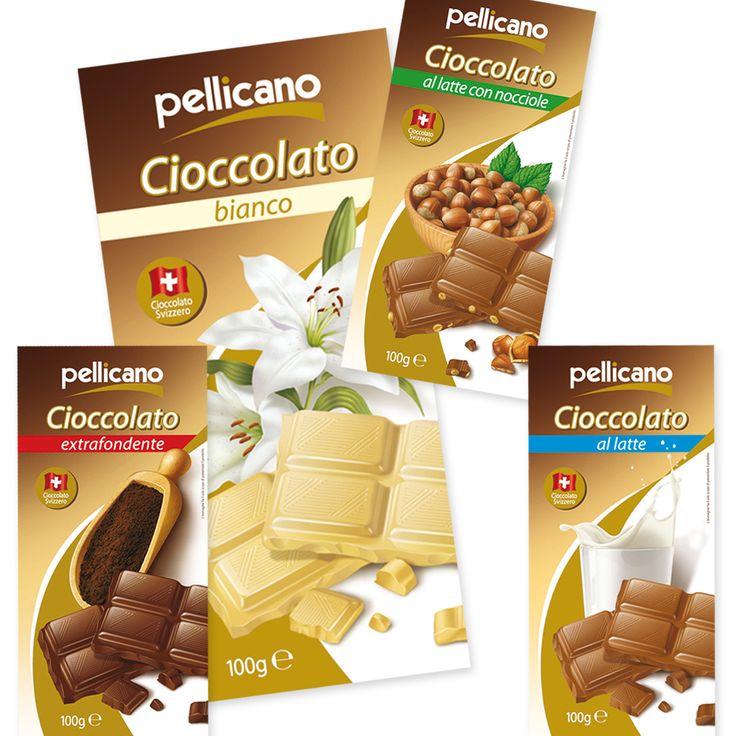 PELLICANO Food Pack Project e Realizzazione - Illustrazioni ad hoc