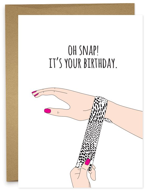 Oh Snap! Happy Birthday